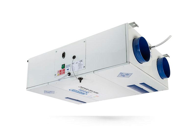 aparato per Impianti recuperatori di calore