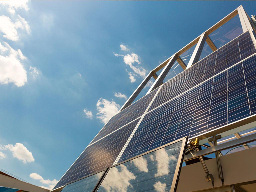 Impianto fotovoltaico a Torino