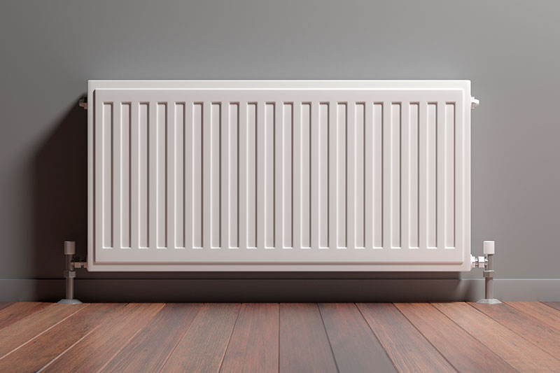 Impianti di riscaldamento con radiatore