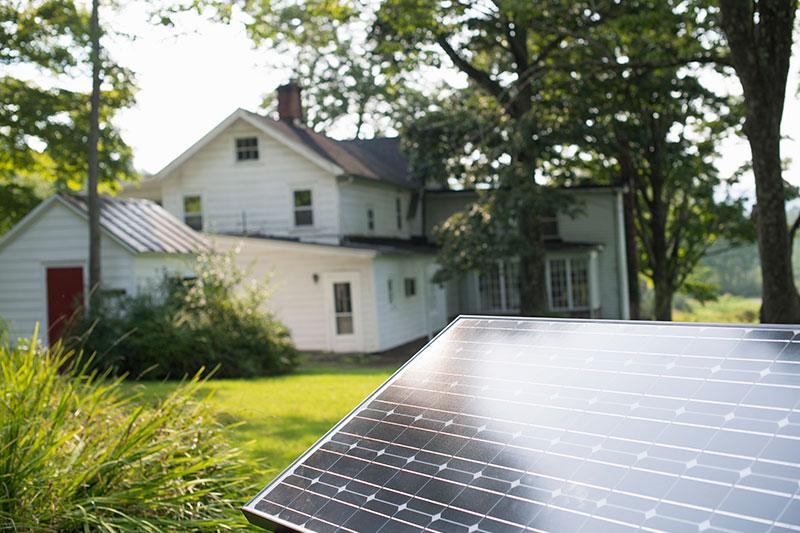 Impianto Solare per riscaldamento termico
