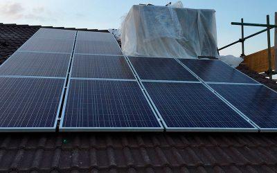 Fotovoltaico condominio Settimo Torinese