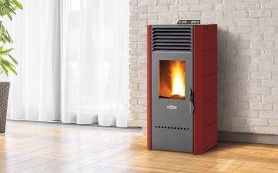 Impianti di riscaldamento stufa a pellet